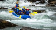 http://www.thegreatnext.com/Bhote Koshi River Rafting Kathmandu Nepal Himalayas Travel Destinations Adventure Water Sports