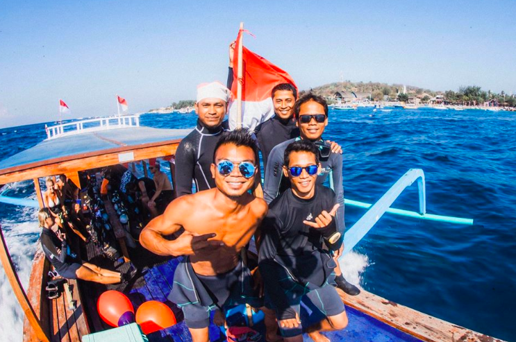 http://www.thegreatnext.com/PADI Advanced Open Water Diver course Gili Islands Bali Indonesia Water Sports Diving International Travel Adventure