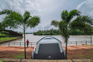 New Year's Special: Camping in Karjat