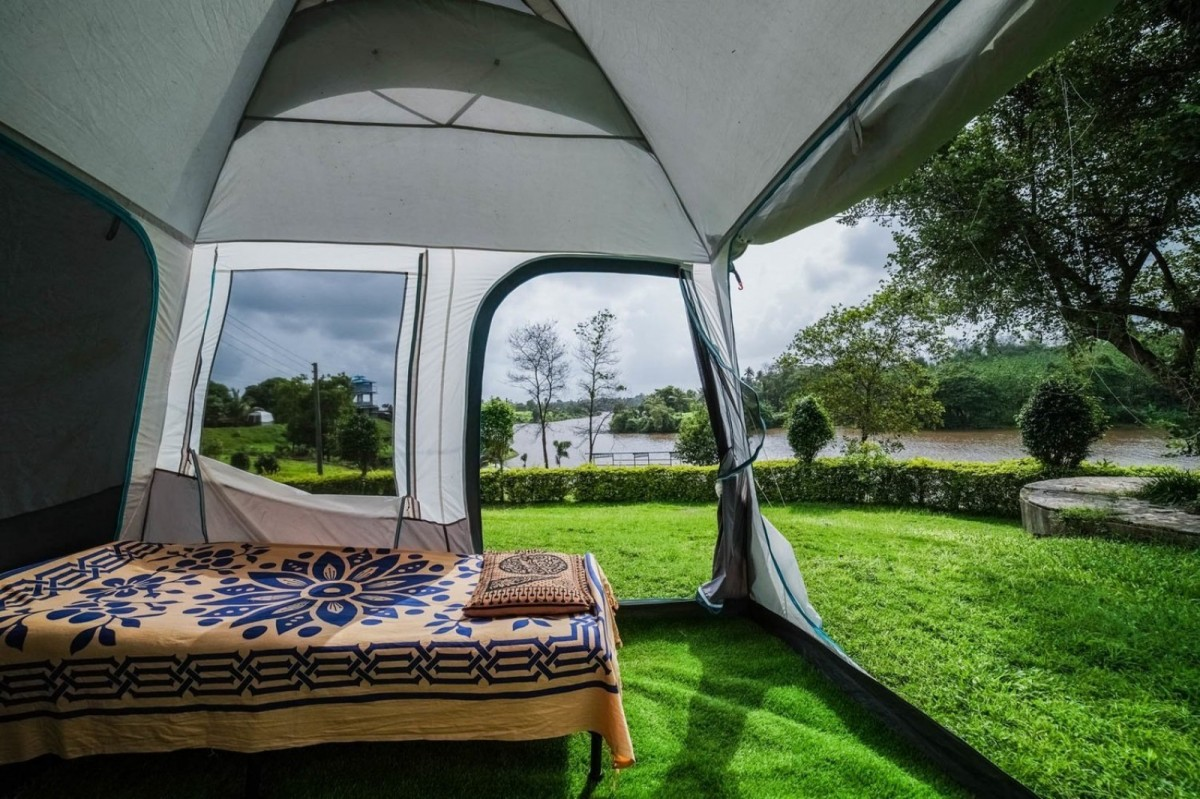 http://www.thegreatnext.com/Karjat Camping Premium Tents Western Ghats Maharashtra Mumbai Pune The Great Next