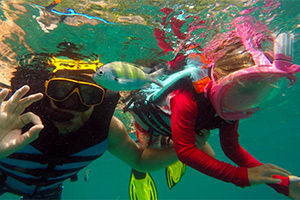 Phi Phi Islands Sunrise and Snorkeling Tour