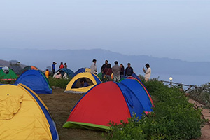 New Year Special: Panshet Lakeside Camping (Ex-Pune)