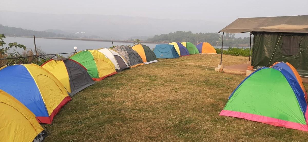 http://www.thegreatnext.com/New Year 2020 Camping Lakeside Panshet Mumbai Pune Lonavala The Great Next