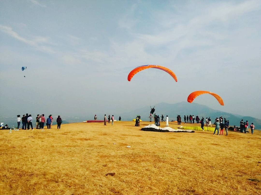 http://www.thegreatnext.com/Paragliding Tandem Kamshet Maharashtra Adventure The Great Next