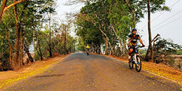 /Cycling Goa Islands Chorao Panaji Adventure