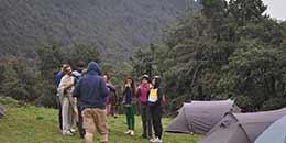 http://www.thegreatnext.com/Nagtibba Trekking Adventure Trek Uttarakhand Himalayas