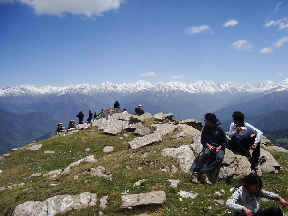 http://www.thegreatnext.com/Kedarkantha Kids Summer Camp Tons Rafting Trekking Adventure Expedition