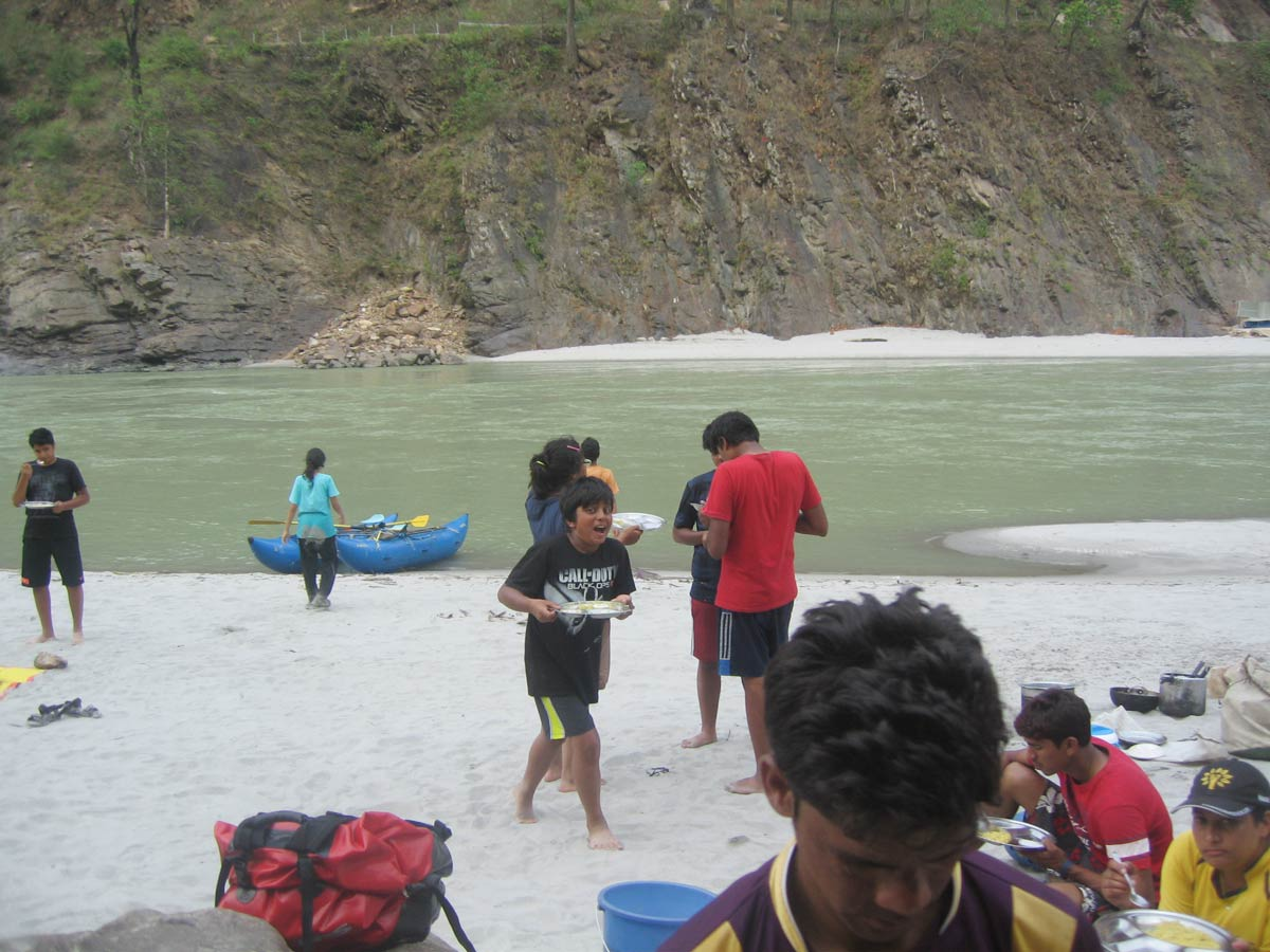 http://www.thegreatnext.com/Water Rafting Alaknanda Jayalgarh Adventure Haridwar
