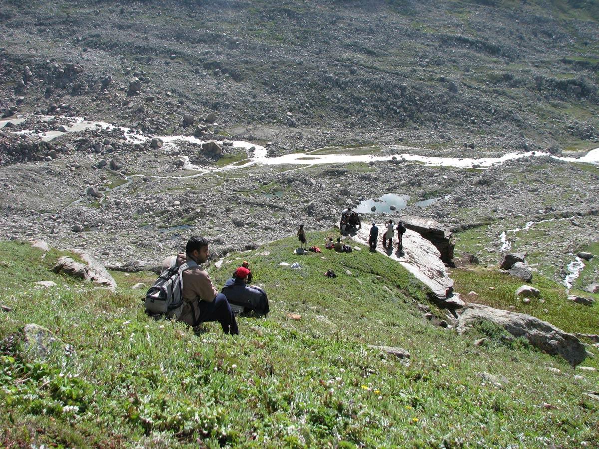 http://www.thegreatnext.com/Beaskund Manali Trekking Himachal Pradesh Adventure Himalayas
