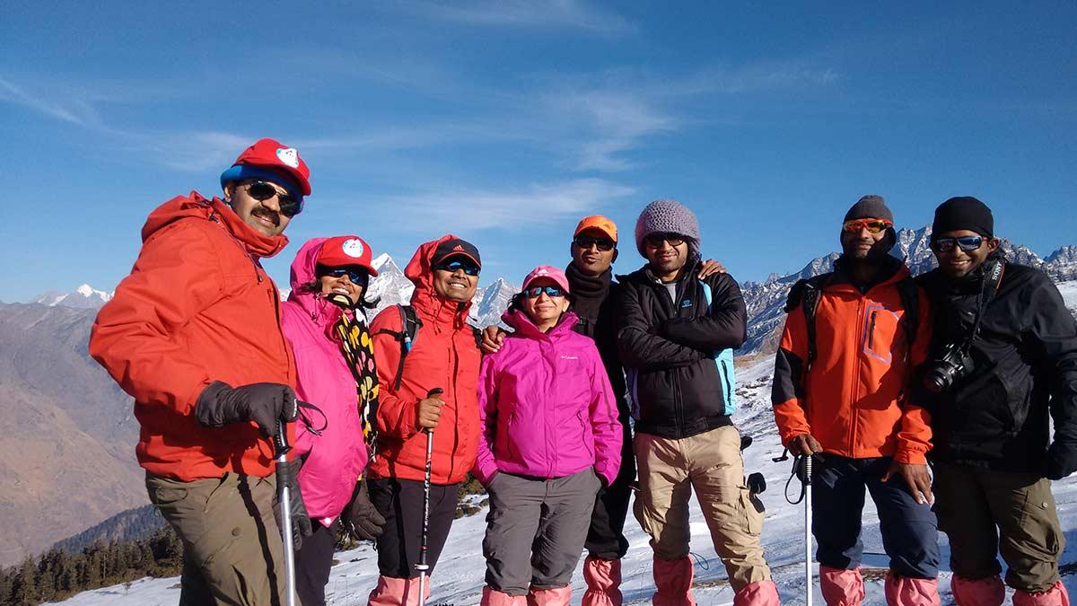 http://www.thegreatnext.com/Trekking Kuari Pass Pangarchula haridwar Uttarakhand Adventure