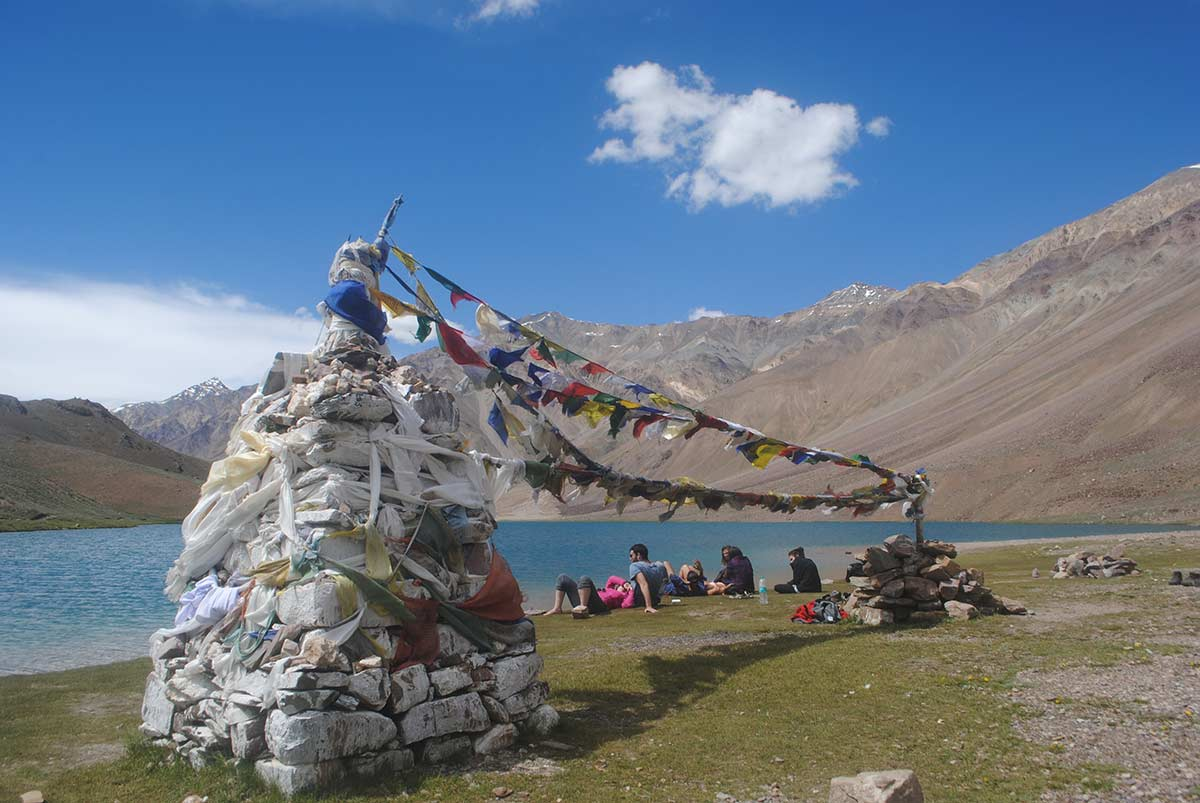 http://www.thegreatnext.com/Hampta Pass Chandratal Trekking Adventure Manali Himachal Pradesh