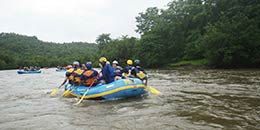 http://www.thegreatnext.com/River Rafting Kundalika Kolad Adventure Maharashtra The Great Next