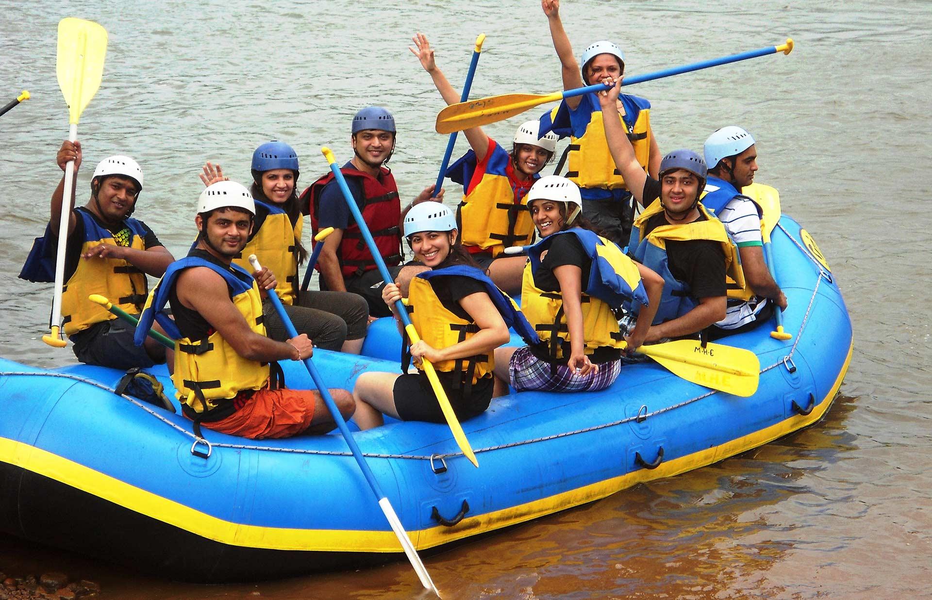 http://m.thegreatnext.com/River Rafting Kolad Adventure Mumbai Pune Kundalika The Great Next