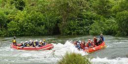 http://www.thegreatnext.com/Adventure River Rafting Kolad Maharashtra