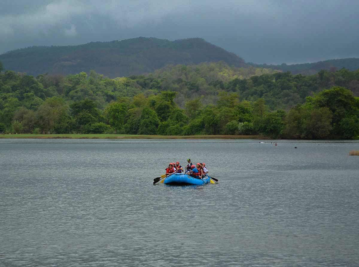 http://m.thegreatnext.com/Adventure River Rafting Kolad Maharashtra