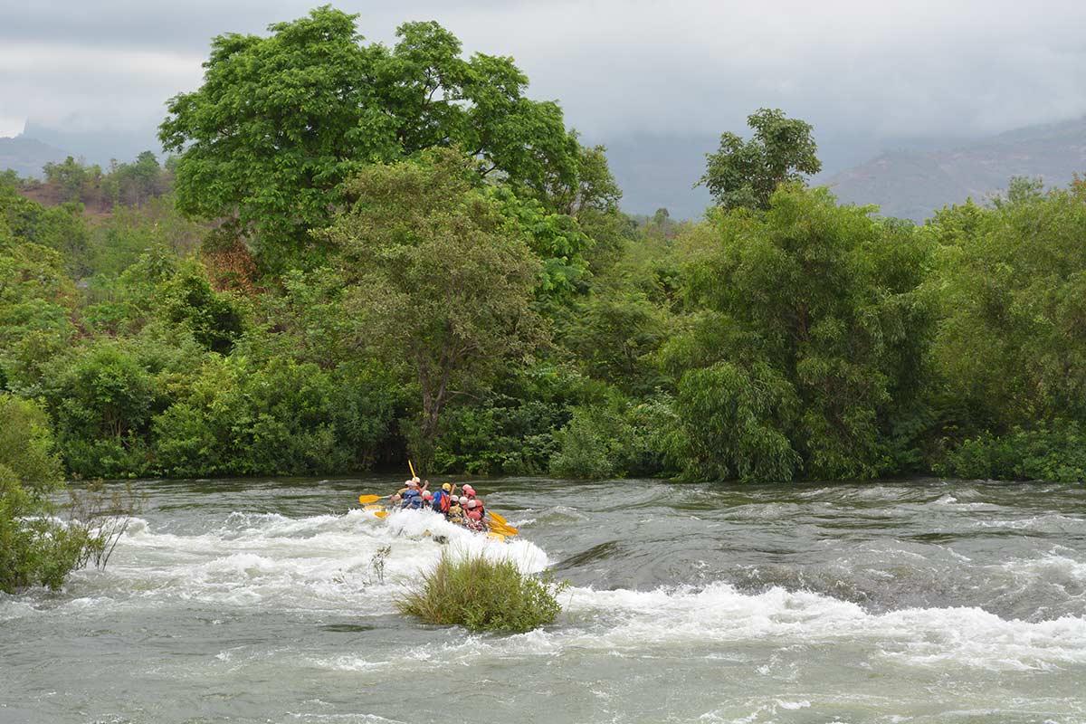 http://m.thegreatnext.com/White Water Rafting Kundalika Kolad Maharastra Adventure