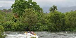 http://www.thegreatnext.com/White Water Rafting Kundalika Kolad Maharastra Adventure