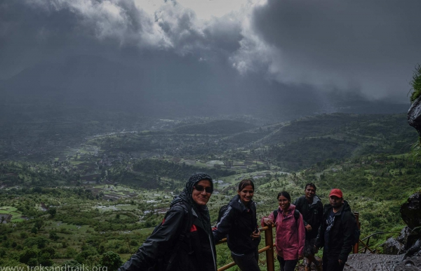 Monsoon Trek to Kalsubai Peak