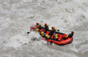 Rafting in Ladakh - Saspol to Khalsi