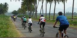 http://www.thegreatnext.com/Kerala Cycling Adventure Beach Backwaters Cochin