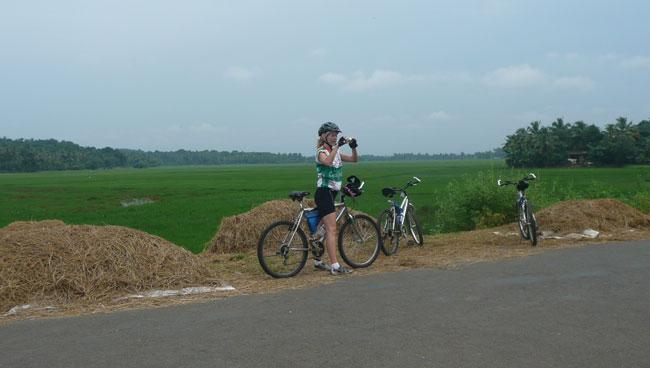 http://www.thegreatnext.com/Kerala Cycling Adventure Beach Backwaters Cochin