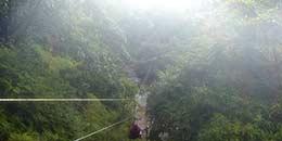 http://www.thegreatnext.com/Bekre Waterfall Rappelling  Adventure Maharashtra Bhivpuri Karjat
