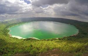 Lonar Crater Lake Trek