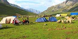 http://www.thegreatnext.com/Kashmir Trekking Adventure Great Lakes Jammu Kashmir Trekking