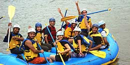 http://m.thegreatnext.com/River Rafting Kundalika Kolad Adventure Maharashtra