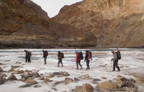 Chadar Experience - 5 Day Itinerary