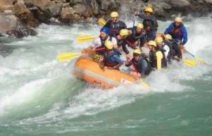 River Rafting in Rishikesh - 16 kms