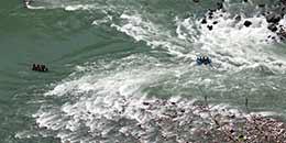 http://www.thegreatnext.com/Rishikesh Rafting Ganges River Rafting Marine Drive Laxman Jhula
