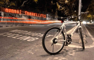 Midnight Cycling Heritage Tour of Mumbai