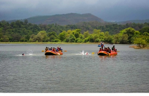 Overnight Stay in Kolad: Weekday Rafting and Cottage Stay