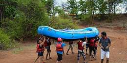 http://m.thegreatnext.com/Kundalika River Rafting Kolad Maharahtra Adventure