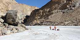 http://www.thegreatnext.com/Leh Ladakh Snow Chadar Trekking Himalayas Jammu and Kashmir Adventure