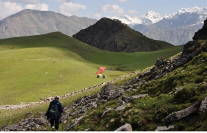 Trek to Dayara Bugyal and Surya Top
