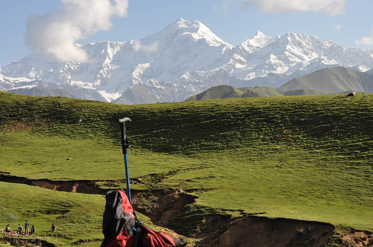 http://www.thegreatnext.com/Uttarakhand Trekking Snow Trek Dayara Bugyal Himalayas Adventure