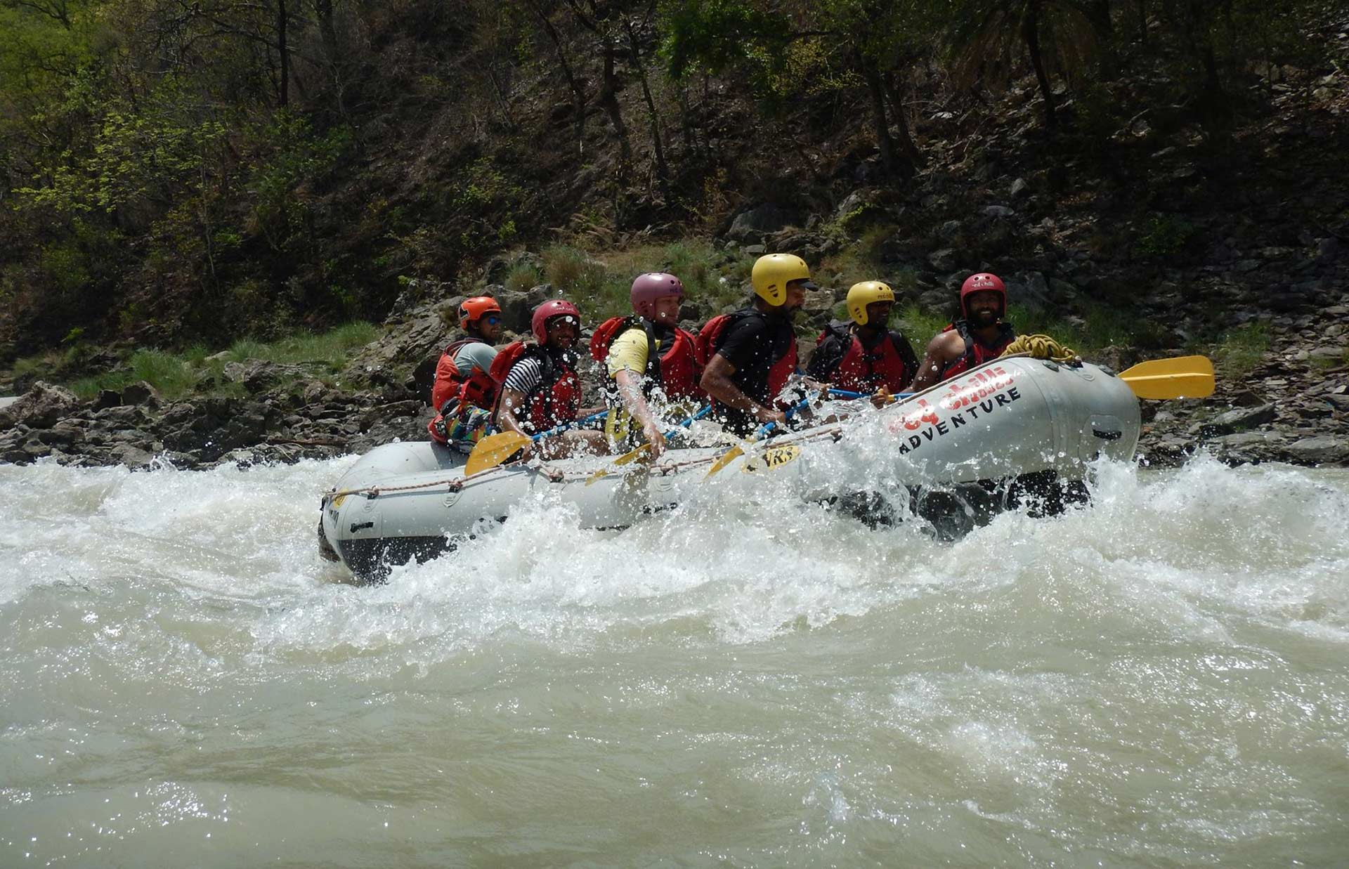 http://www.thegreatnext.com/Rishikesh Rafting Ganges River Rafting Camping Campsite