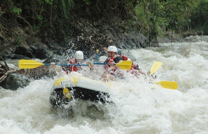 One Day Rafting - Kaudiyala Stretch