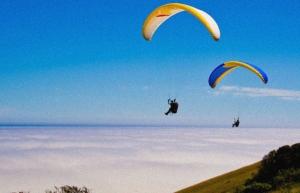 Weekend Paragliding-Ex Mumbai