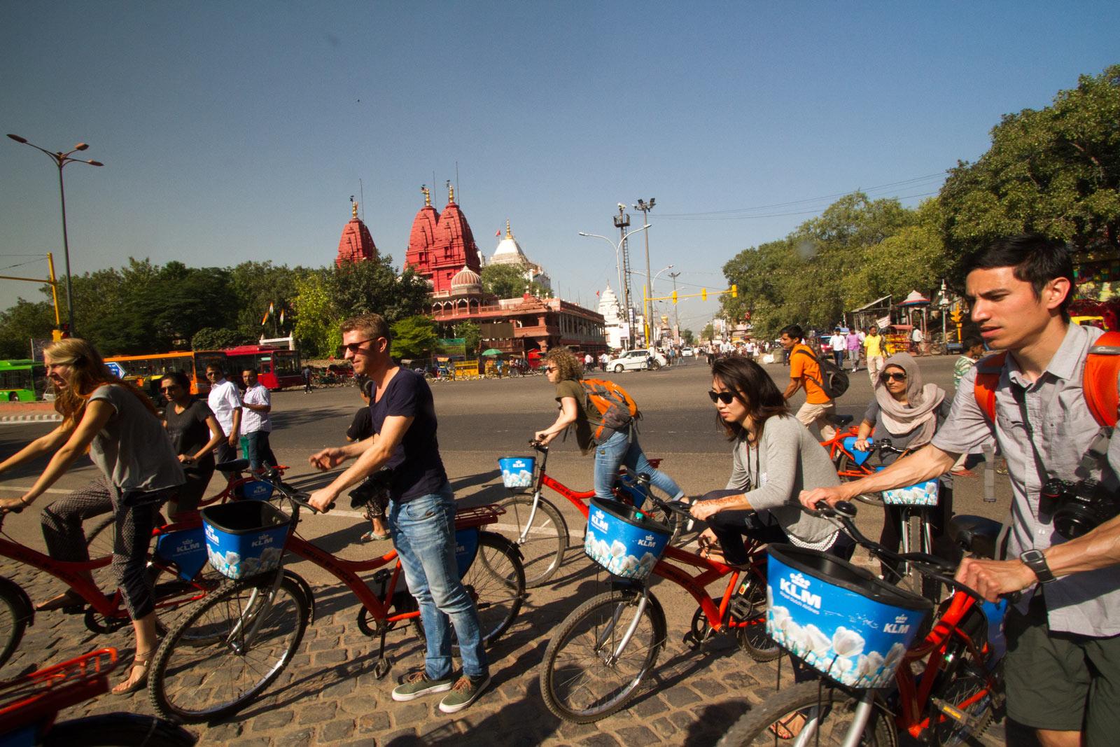 http://m.thegreatnext.com/Cycling Delhi City tour Adventure