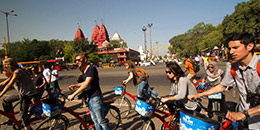 http://m.thegreatnext.com/Cycling Delhi City tour Adventure