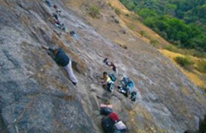 Trek to Dhak Bahiri Caves