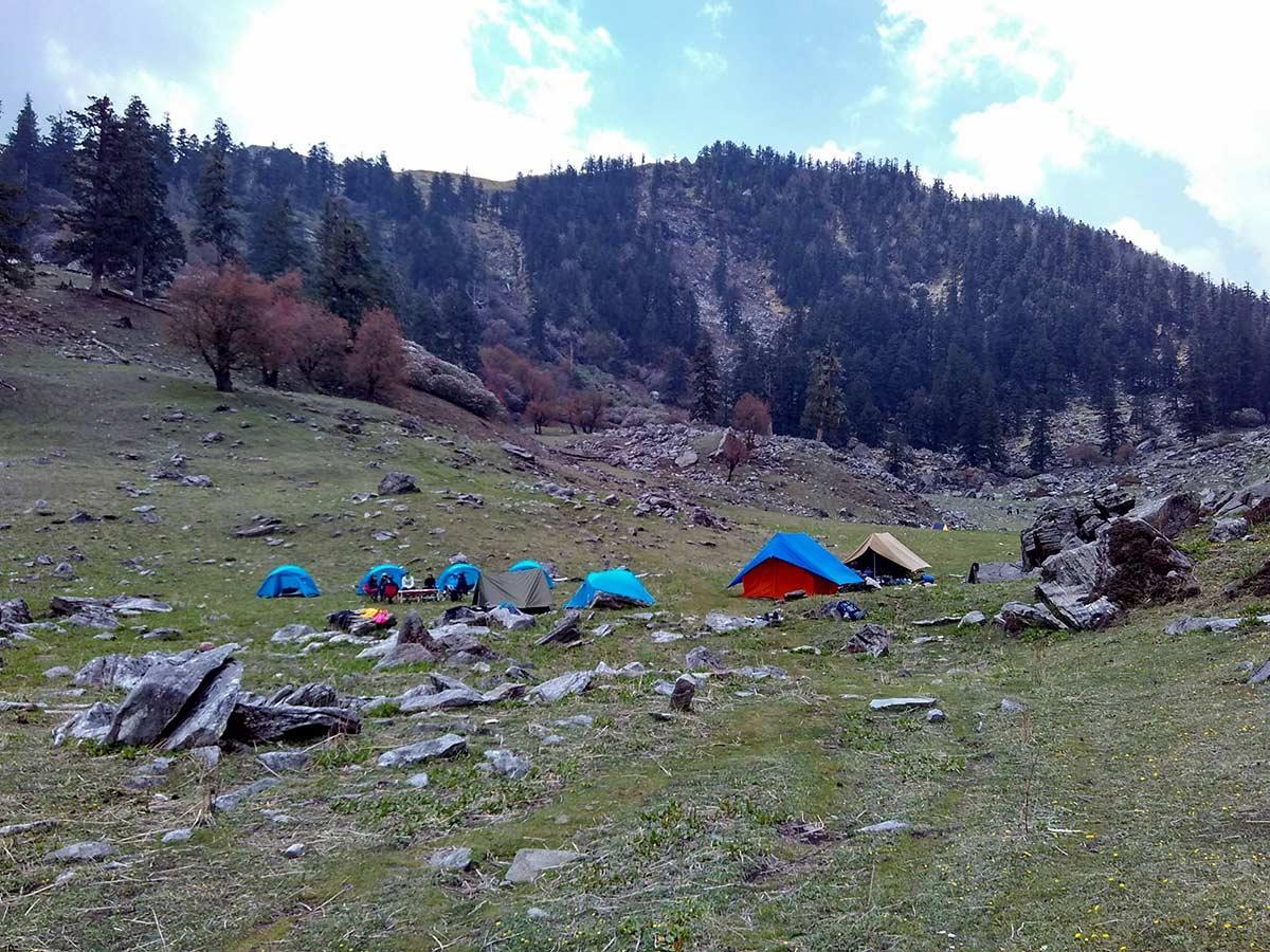 http://m.thegreatnext.com/Kuari Pass Snow Trekking Adventure Himalayas Trekking