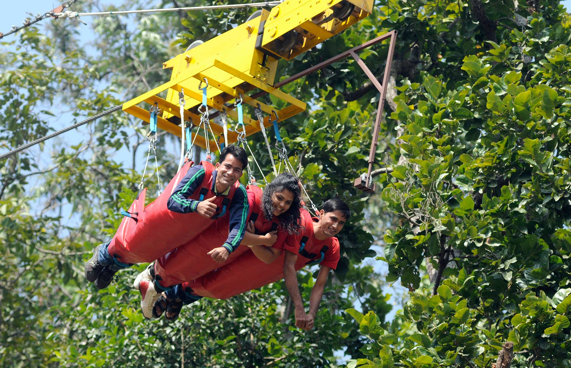 http://m.thegreatnext.com/Rishikesh Bungee Jump Flying Fox Giant Swing Jumpin Heights Adventure Ganges
