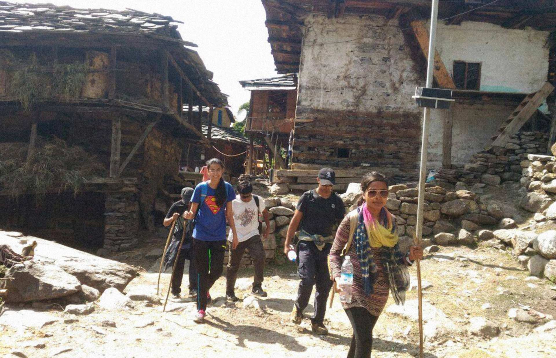 http://m.thegreatnext.com/Himalayan Budget Trekking Adventure Trekking Himachal Kheerganga Parvati Valley