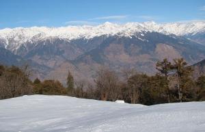Winter Trek to Chandrakhani Pass