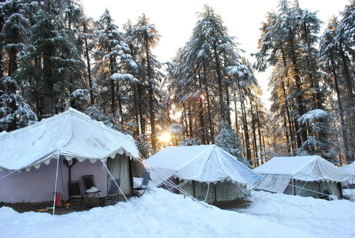 http://www.thegreatnext.com/Kanatal Ganges Dhanaulti Mountain Himalayas Camping Campsite