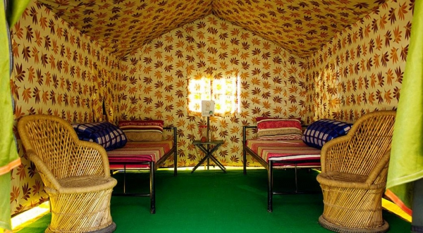Ganges Camping (1N/2D)